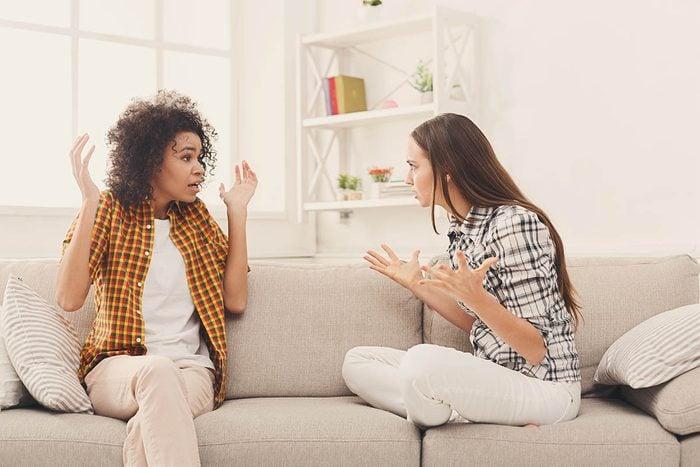 Pour résoudre un conflit relationnel, bannissez tout ce qui pourrait vous empêcher de trouver un compromis.