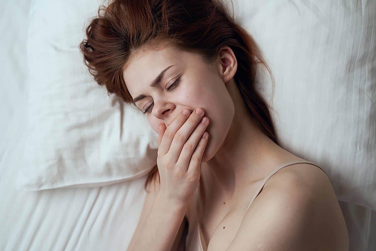 Réaction du corps le matin : vous avez mauvaise haleine.