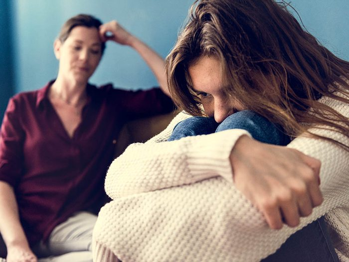 La culpabilité sociale affecte votre vie.