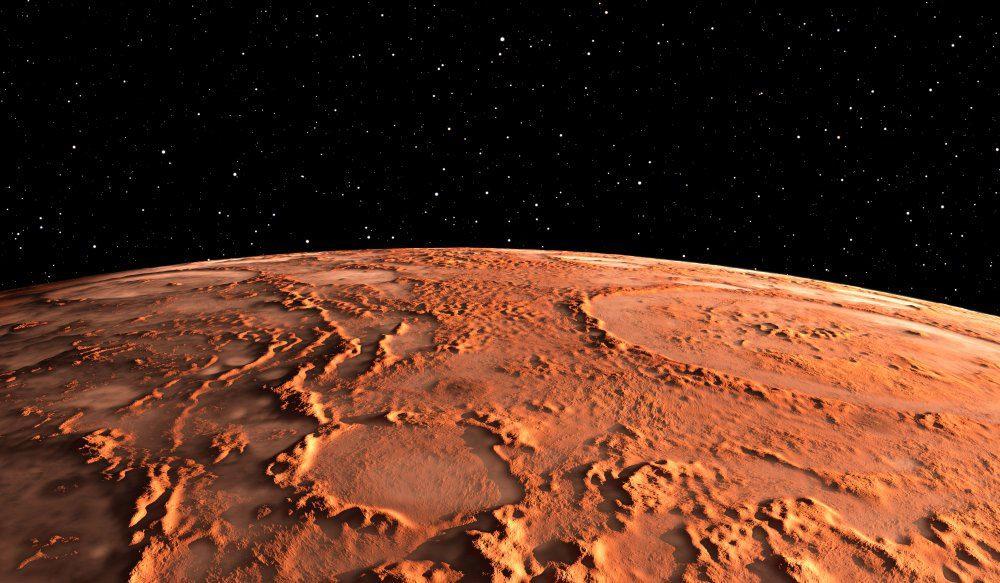 Une des découvertes scientifiques: la sonde InSight de la NASA atterri sur Mars.
