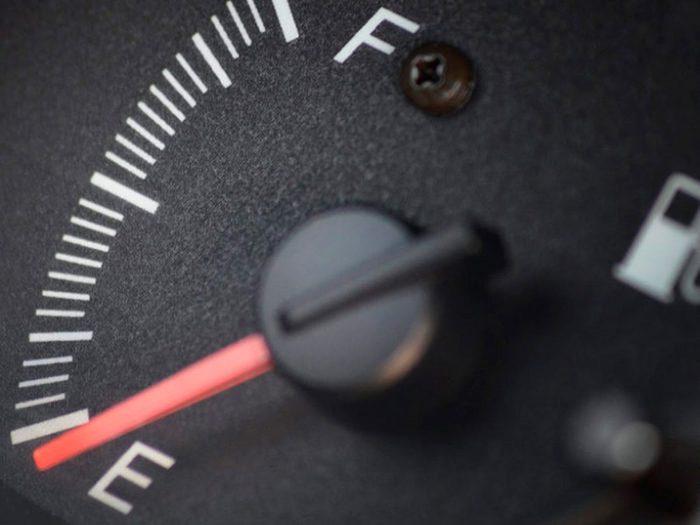 Rouler à vide peut réduire la durée de vie d'une voiture.