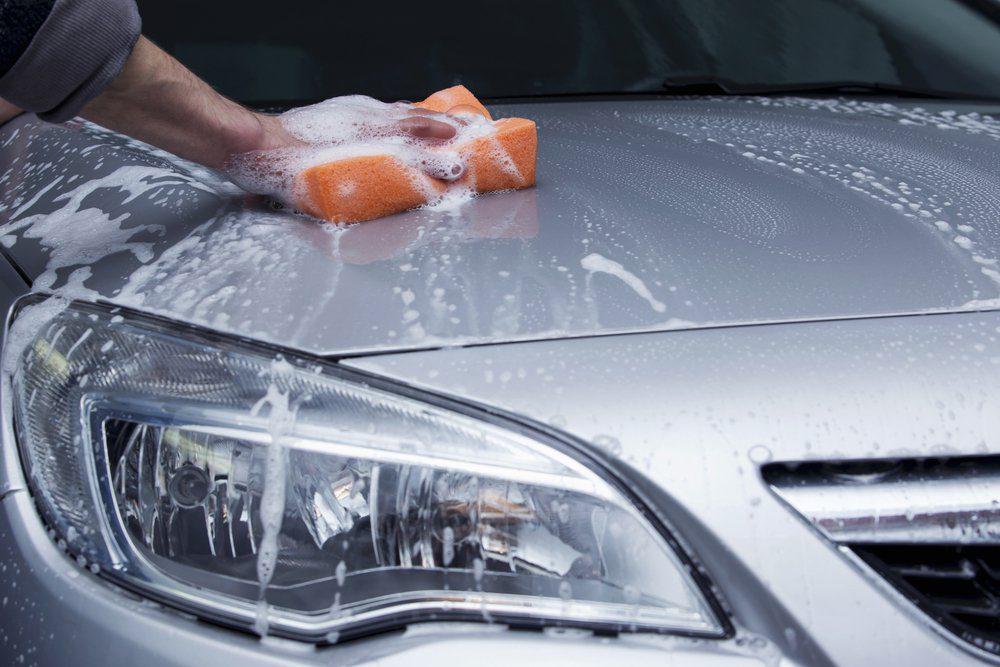Ne pas la laver peut réduire la durée de vie d'une voiture.