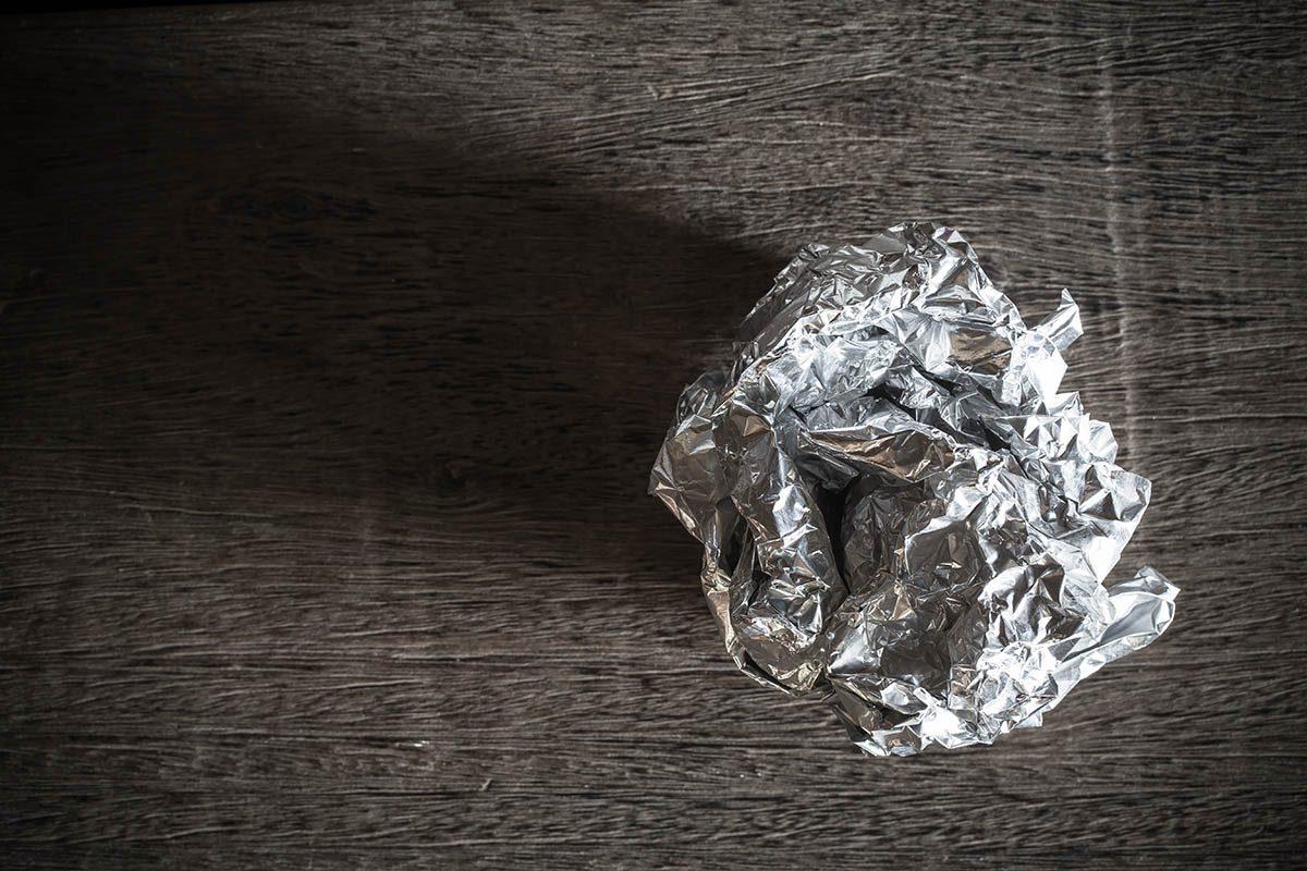 Résolution écologique à adopter : recycler l'aluminium.