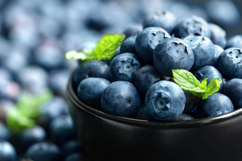 Pour avoir de l'énergie, manger des bleuets.