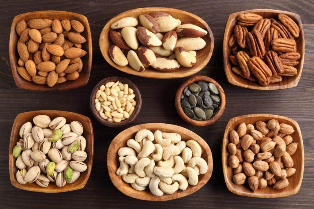 L'énergie est stimulée par le magnésium, notamment contenu dans les noix.