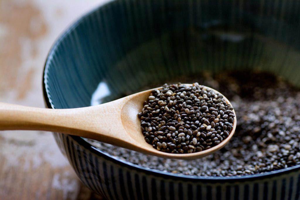 Pour avoir de l'énergie, mangez des graines de chia.