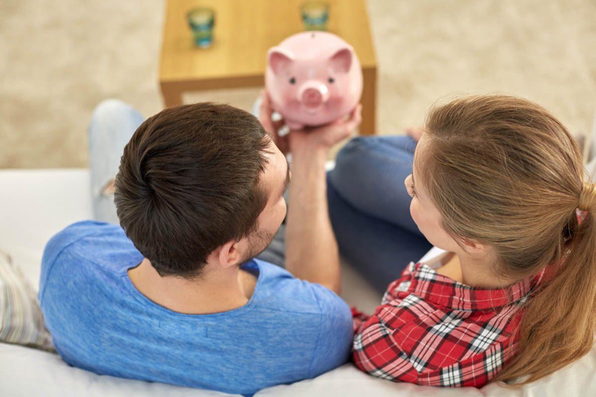 Hiver froid : curieux rapport avec l'argent.