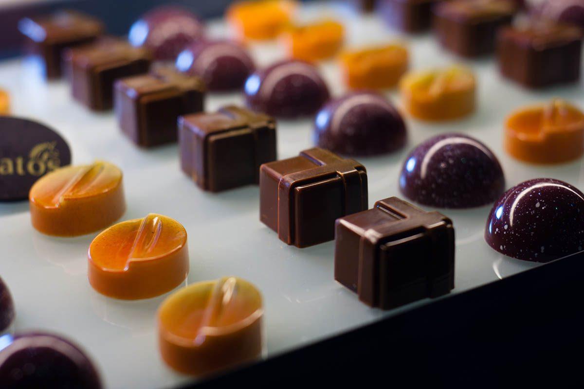 Magasinage : les magasins vous allèchent avec des… chocolats!