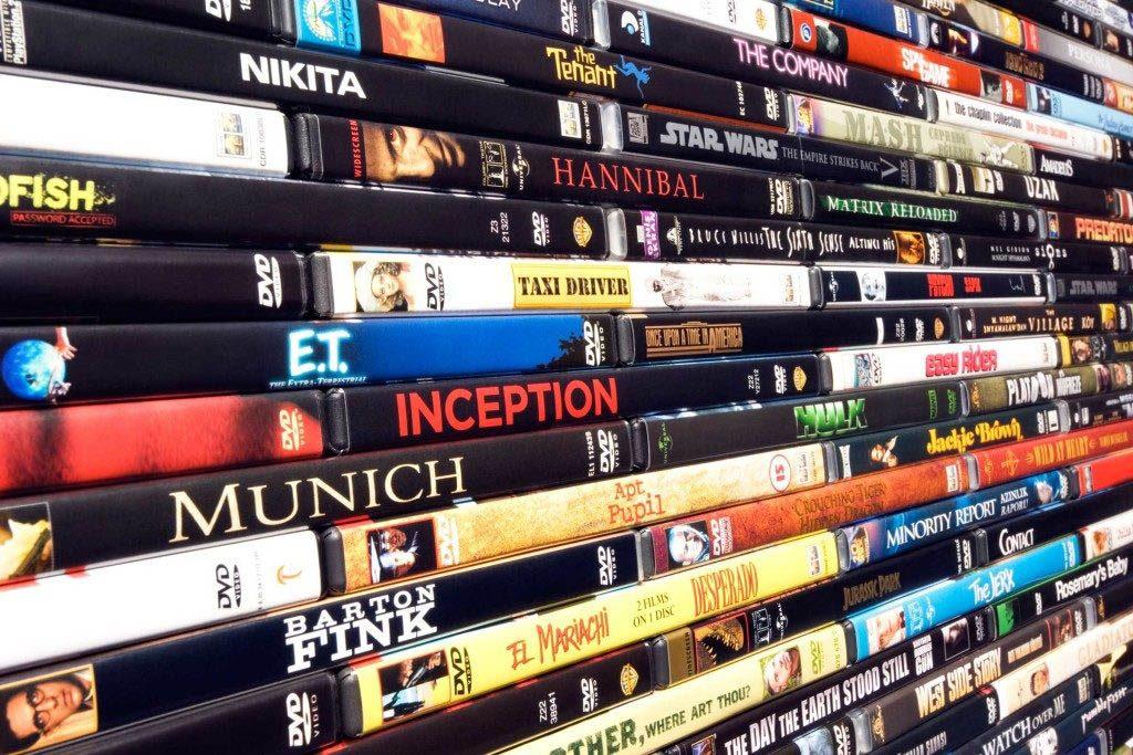 Faites le ménage dans votre collection de dvd.