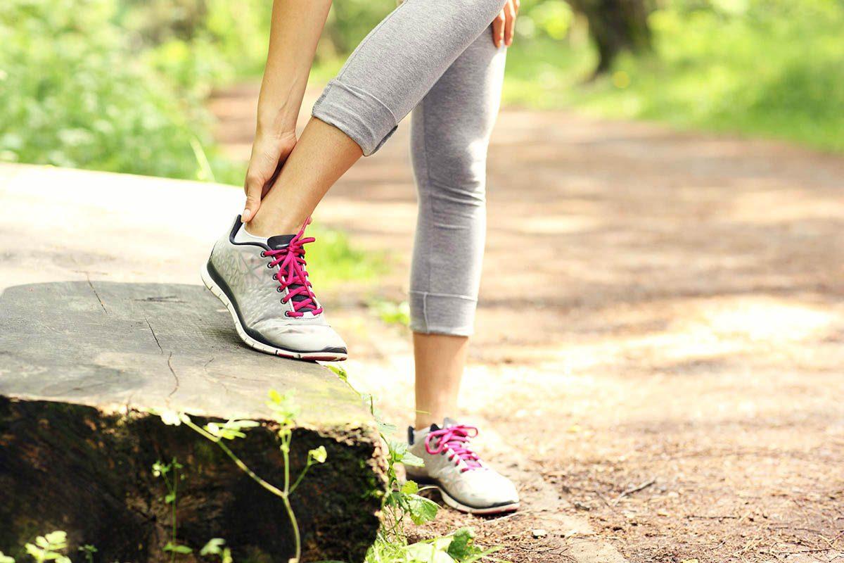 Mythe sur la santé : si vous pouvez marcher dessus, il n'y a rien de cassé.