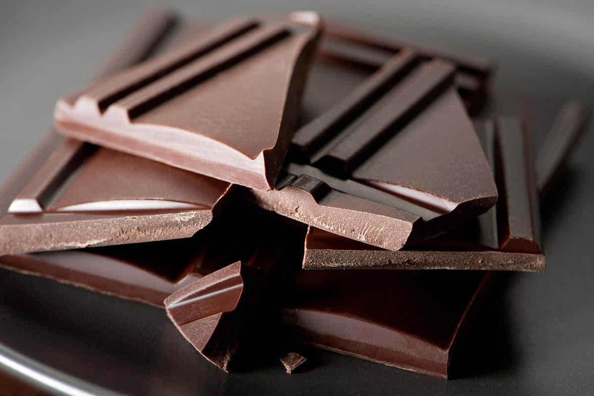 Mythe sur la santé : le chocolat est un aliment santé.