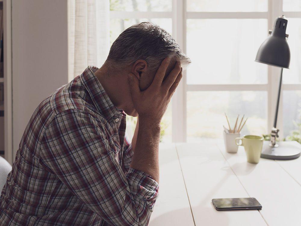 Mythe sur la santé: la dysfonction érectile, c'est psychologique.