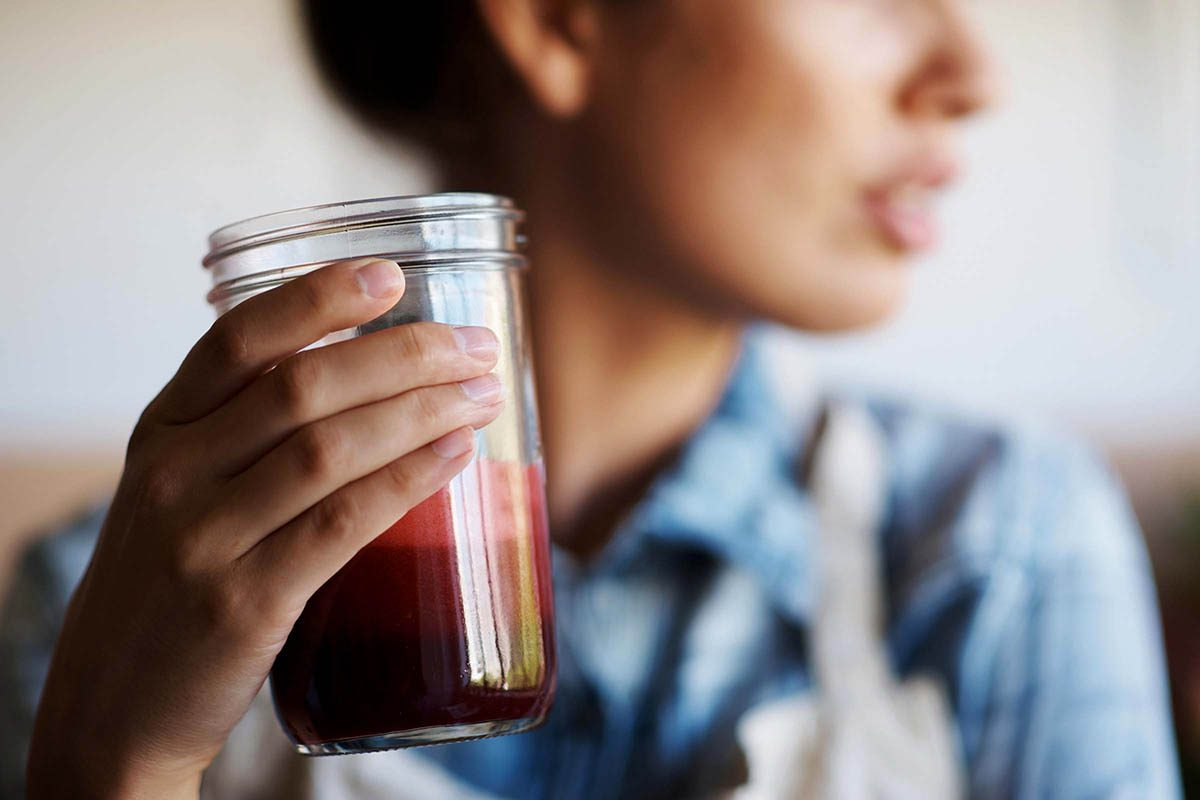 Mythe sur la santé : on peut purifier l'organisme avec des « régimes détox »