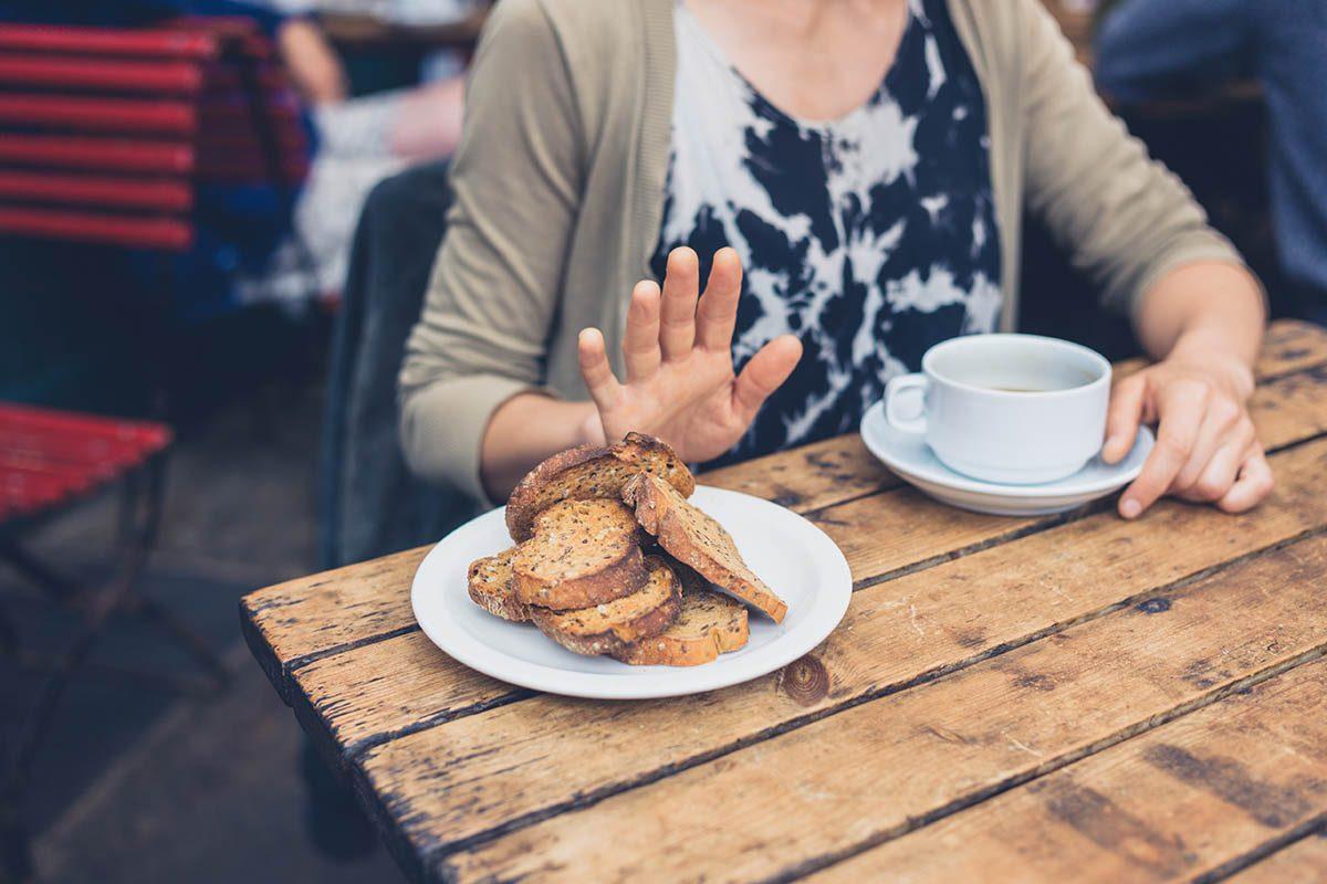 Mythe sur la santé : un régime sans gluten vous aidera à perdre du poids.