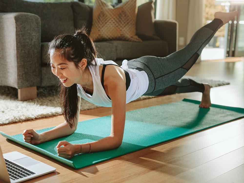 Mythe sur la santé: si on fait de l'exercice, on peut manger ce qu'on veut.