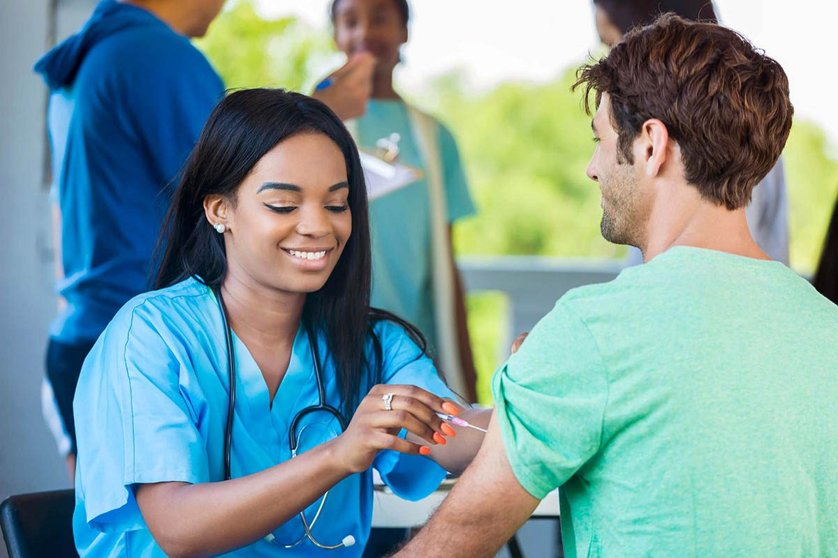Mythe sur la santé : le vaccin contre la grippe peut vous donner la grippe.