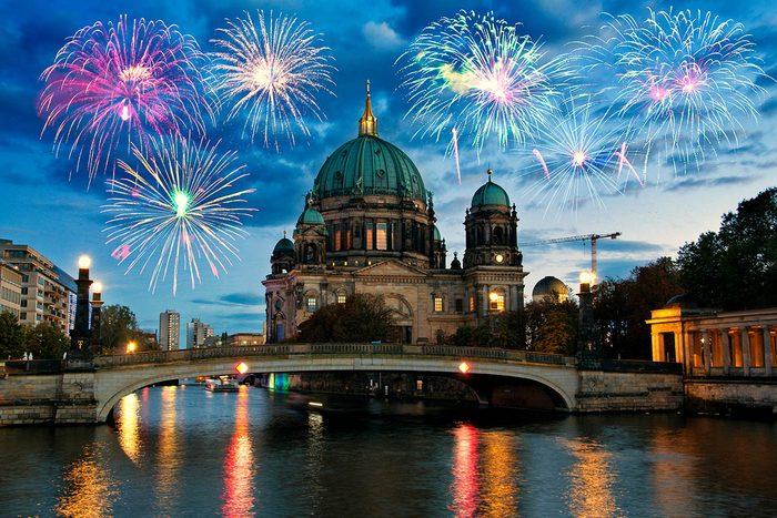 Nouvel an à Berlin