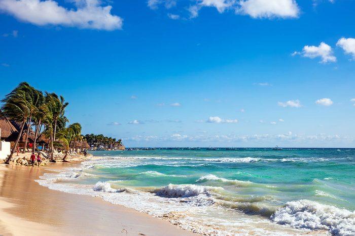 Nouvel an à Mexico Beach