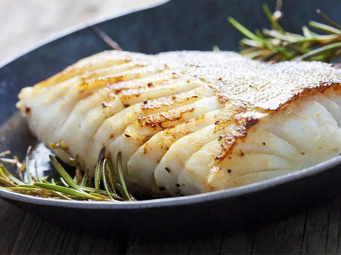 La Morue de l'Atlantique fait partie des poissons que vous devriez éviter de manger.