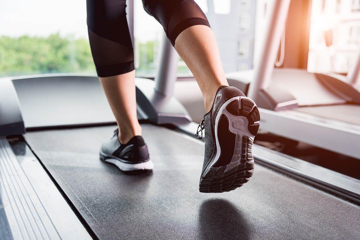 Prévenez le rhume en faisant des petites séances d'exercice.
