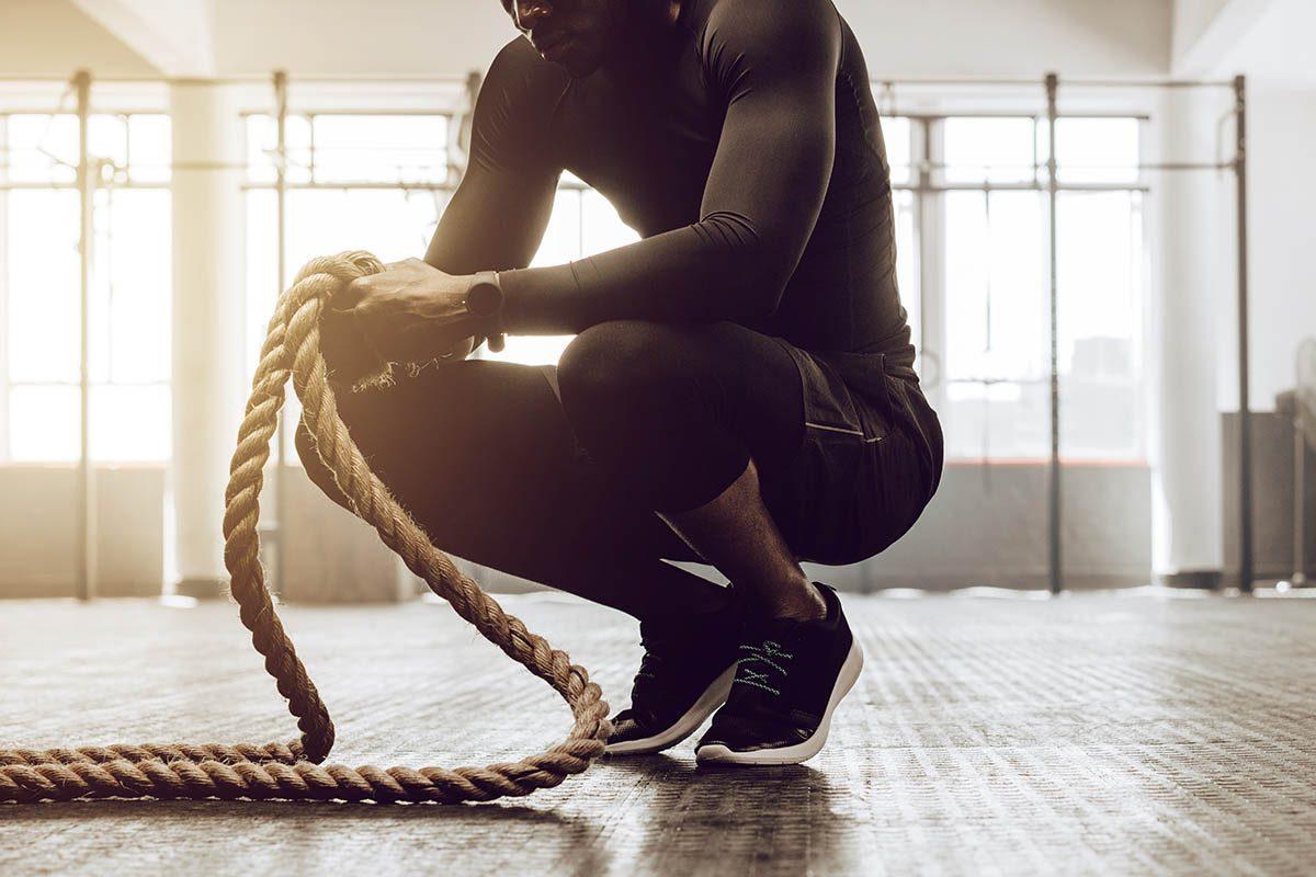 La routine quotidienne peut être dynamisée avec des changements d'entrainement.