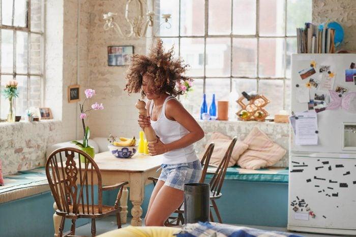La routine quotidienne matinale doit donner de l'énergie pour la journée.