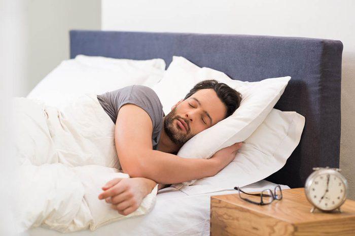 Pour votre santé, corrigez vos habitudes de sommeil.