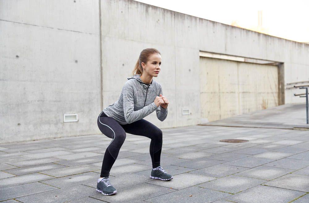Pour votre santé, faites des squats.