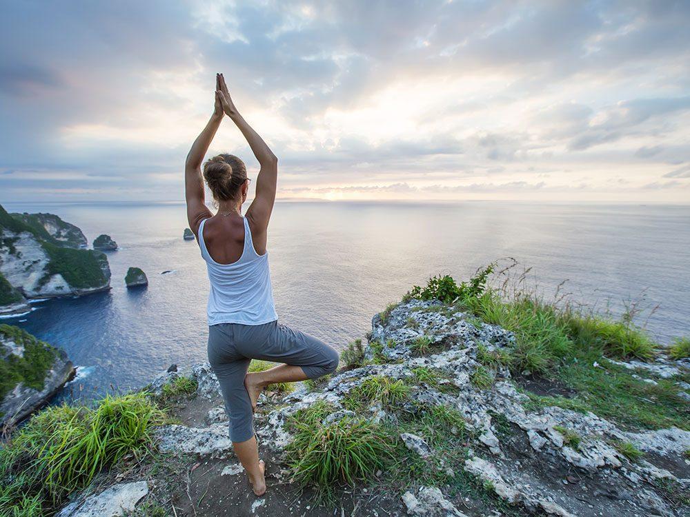 """Trouvez votre retraite de yoga grâce au site """"Retraites de yoga""""."""
