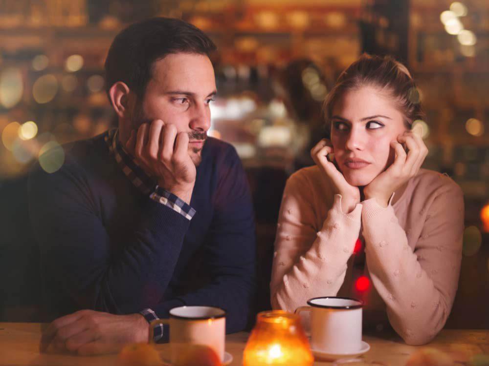 Sur les réseaux sociaux, ne vous plaignez pas de votre partenaire.