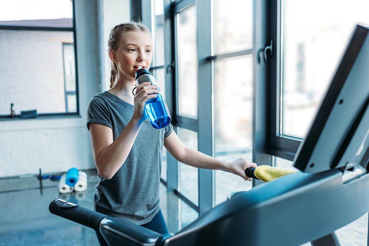 Les troubles alimentaires peuvent se manifester par une augmentation de l'activité physique.