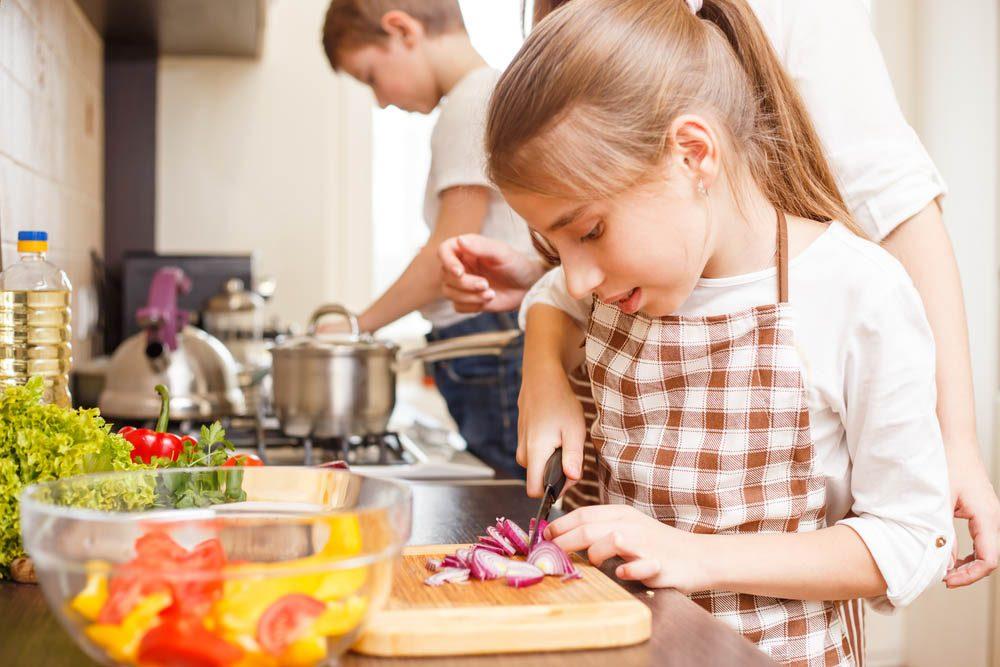 Trouble alimentaire : une envie de cuisiner peut être un symptôme.
