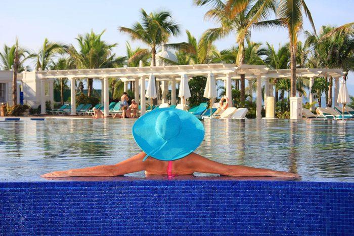 Avant de réserver un voyage tout inclus, comparez les offres des chambres d'hôtel.