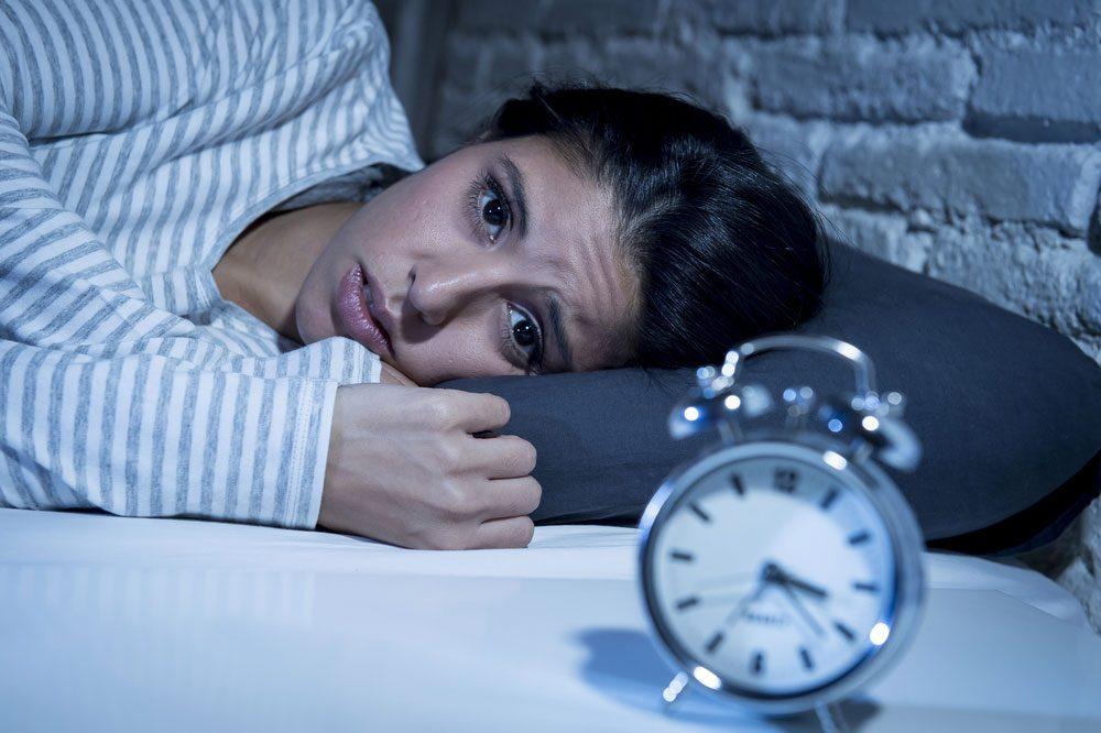 L'insomnie est un trouble du sommeil.