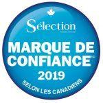 Les gagnants Marque de confiance<sup>MD</sup> 2019 de Sélection