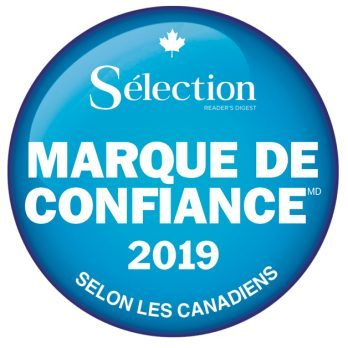 Vitrine Marque de confiance<sup>MD</sup> 2019