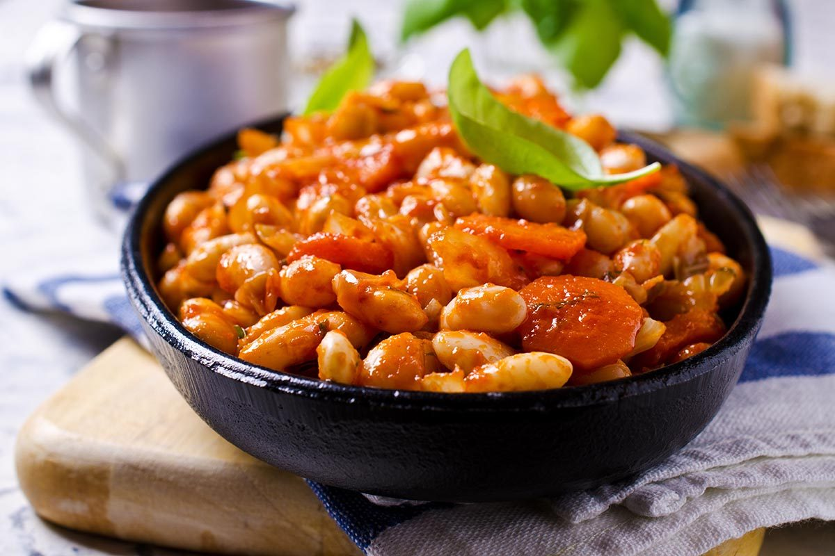 Aliment santé : évitez les fèves au four.