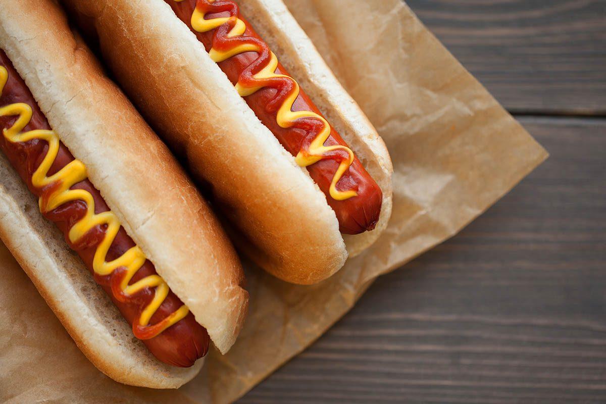 Aliments dangereux : les hot dogs constituent la première source d'étouffement chez les enfants de moins de dix ans.