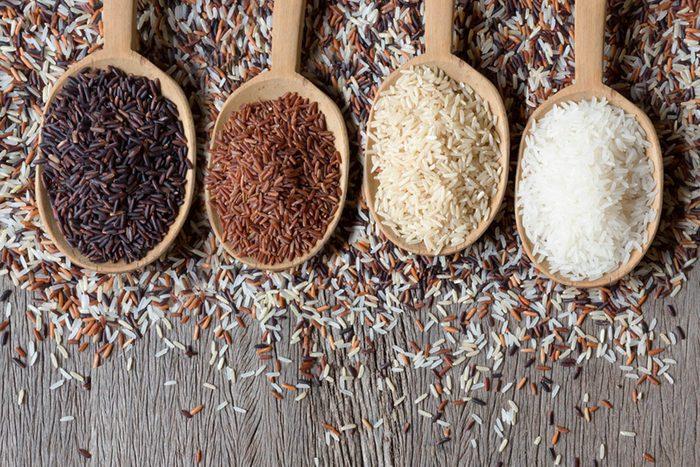 Aliments dangereux : le riz peut contenir de l'arsenic.