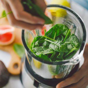16 aliments à ne jamais mettre au mélangeur