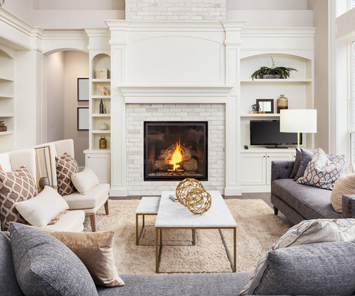 Aménagement intérieur : ayez un élément central dans chaque pièce.