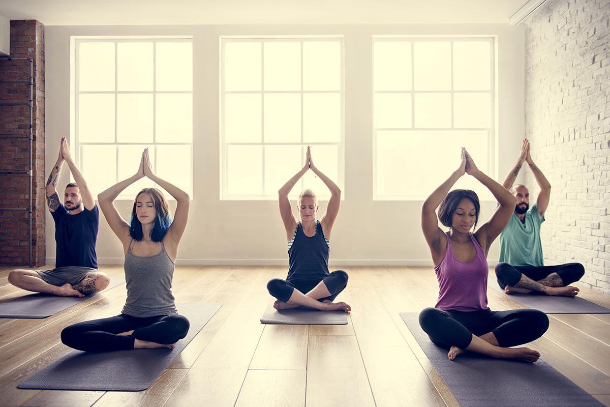 L'angoisse peut être vaincu par la méditation.