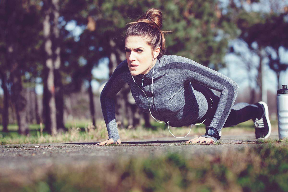 Truc anti-cancer : faites un peu d'exercice tout au long de la journée.