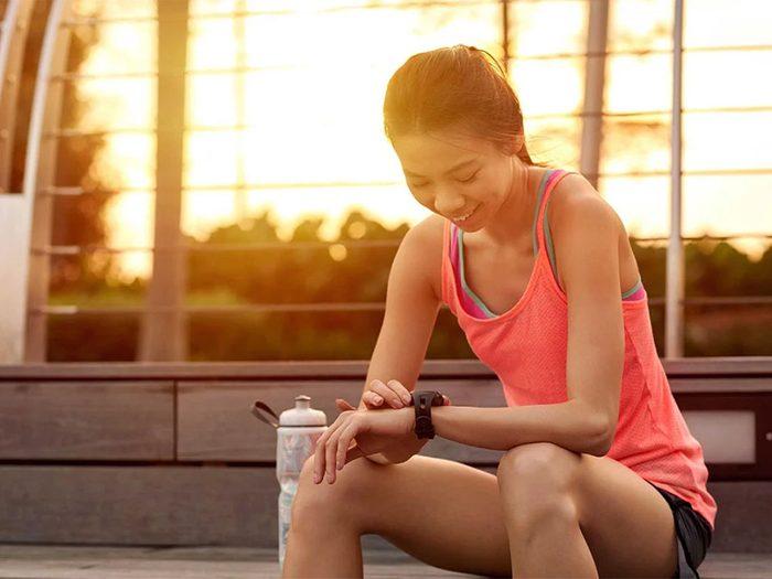 Faire régulièrement de l'exercice fait partie des trucs anti-cancer à faire!