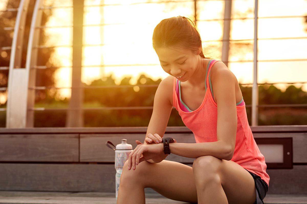 Truc anti-cancer : pratiquez des activités sportives.