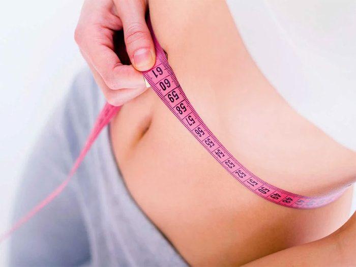 Garder un poids santé fait partie des trucs anti-cancer à faire!
