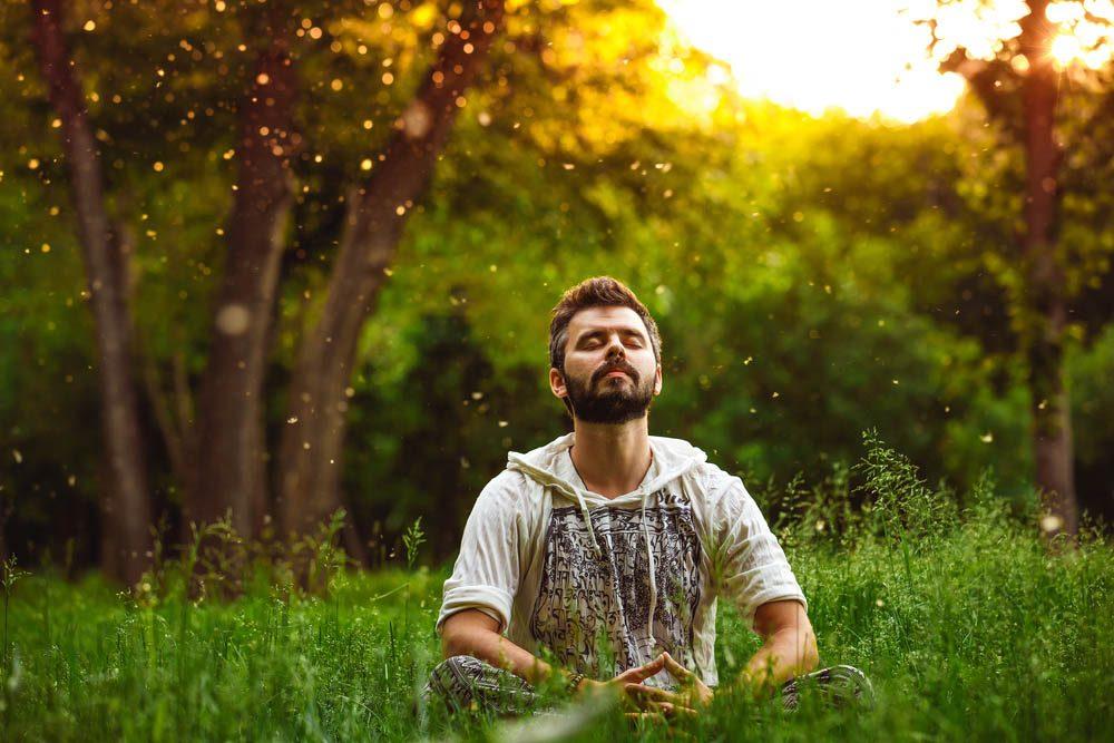 En cas d'anxiété, faites des exercices de respiration.