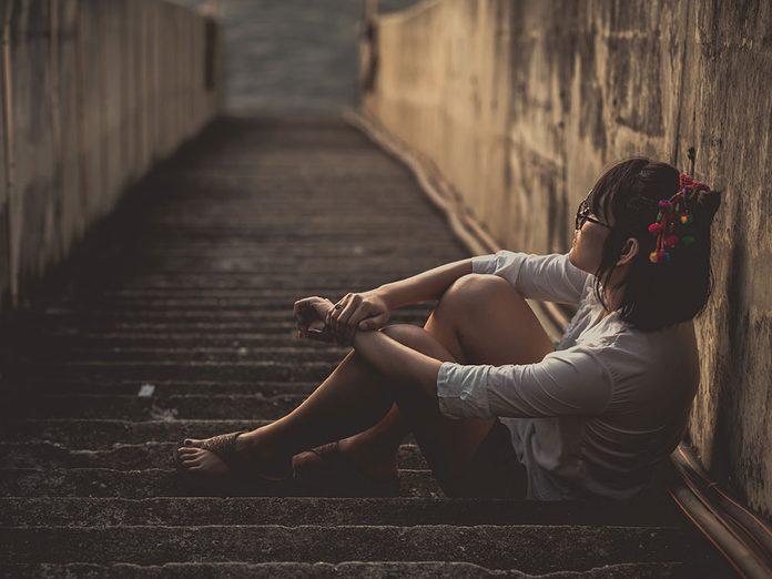 L'anxiété peut créer un sentiment de solitude, mais vous n'êtes pas seul.