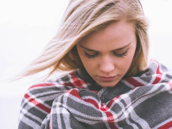 Vos sens peuvent vous sauver contre l'anxiété.