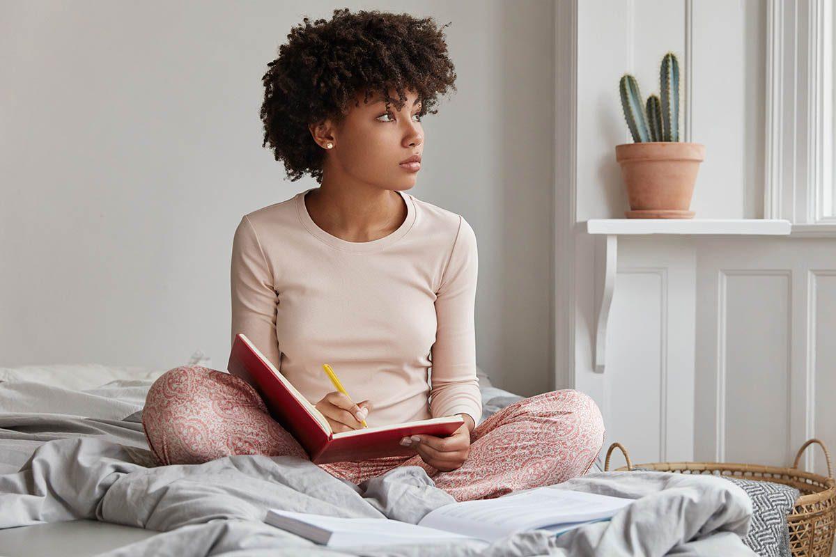 L'anxiété peut être surmontée grâce à un travail sur soi-même.